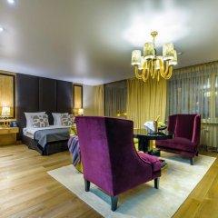 Гостиница Luciano Spa 5* Студия Делюкс с различными типами кроватей фото 10