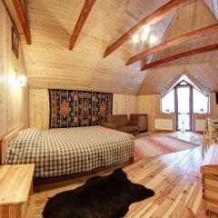 Семейный отель Горный Прутец комната для гостей фото 5