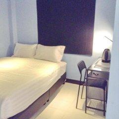 Отель The Mix Bangkok - Phrom Phong 3* Стандартный номер с различными типами кроватей фото 3