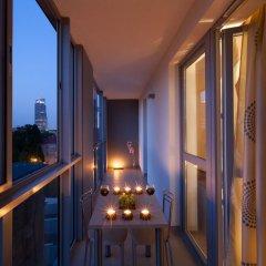 Отель City Aparthotel Wola интерьер отеля