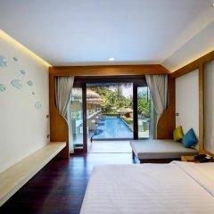 Отель Tup Kaek Sunset Beach Resort 3* Номер Делюкс с различными типами кроватей фото 27