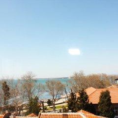 Отель Manz I Болгария, Поморие - отзывы, цены и фото номеров - забронировать отель Manz I онлайн пляж фото 2