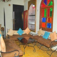 Отель Residence Miramare Marrakech в номере