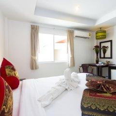 Отель Silver Resortel Стандартный номер с двуспальной кроватью фото 13