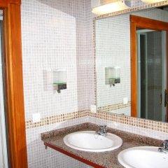 Отель Albergue Peña Castil ванная