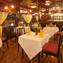 Отель Halong Bay Aloha Cruises питание