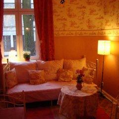 Отель Hostelik Wiktoriański Стандартный номер с различными типами кроватей (общая ванная комната) фото 6