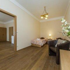 Отель Aparthotel Lublanka 3* Стандартный номер с различными типами кроватей фото 8