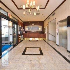 Отель Holiday Inn Express Kennedy Airport США, Нью-Йорк - 2 отзыва об отеле, цены и фото номеров - забронировать отель Holiday Inn Express Kennedy Airport онлайн интерьер отеля фото 3