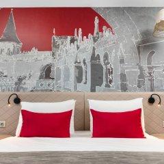 Отель Mercure Budapest Castle Hill 4* Стандартный номер фото 3