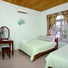 Отель Gia Bao Phat Homestay Стандартный номер с различными типами кроватей фото 3