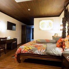 Отель Tropica Bungalow Resort 3* Номер Делюкс с различными типами кроватей фото 12