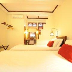 Отель Lotus Villa 3* Стандартный номер с двуспальной кроватью фото 13