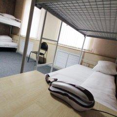 Хостел Зебра Кровать в общем номере двухъярусные кровати фото 16