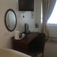 Crescent Hotel 3* Стандартный номер с различными типами кроватей (общая ванная комната) фото 6