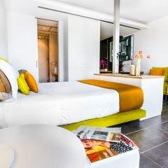 Апартаменты Cosmo Apartments Sants Люкс с различными типами кроватей фото 7
