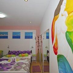 Апартаменты Studio Venera Семейная студия с двуспальной кроватью фото 13