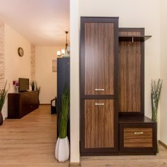 Отель Apartamentai 555 Литва, Вильнюс - отзывы, цены и фото номеров - забронировать отель Apartamentai 555 онлайн удобства в номере фото 2
