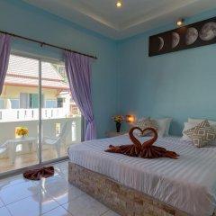 Отель Baan Chaylay Karon 3* Стандартный номер с различными типами кроватей