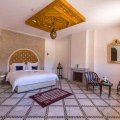 Отель Riad Amor Марокко, Фес - отзывы, цены и фото номеров - забронировать отель Riad Amor онлайн комната для гостей фото 5