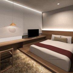 hotel androoms Osaka Hommachi 3* Стандартный номер с различными типами кроватей