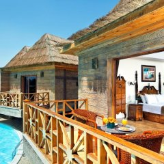 Отель Aqua Blu Resort Египет, Шарм эль Шейх - 4 отзыва об отеле, цены и фото номеров - забронировать отель Aqua Blu Resort онлайн балкон