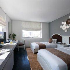 Alba Spa Hotel 3* Номер Делюкс с различными типами кроватей фото 9