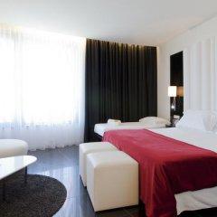 Hotel Porta Fira 4* Sup 4* Улучшенный номер с различными типами кроватей фото 4