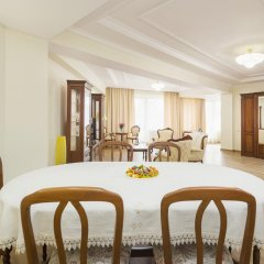Гостиница Звёздный WELNESS & SPA Апартаменты с двуспальной кроватью фото 9