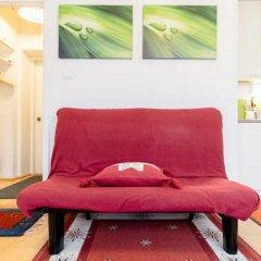Отель Töölönkatu Apartment Финляндия, Хельсинки - отзывы, цены и фото номеров - забронировать отель Töölönkatu Apartment онлайн комната для гостей фото 4
