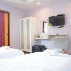 Отель Room@Vipa 3* Стандартный номер с 2 отдельными кроватями