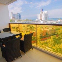 Отель Rocco Huahin Condominium Апартаменты с 2 отдельными кроватями фото 24