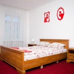 Hostel Just Lviv It! Стандартный номер с различными типами кроватей фото 3
