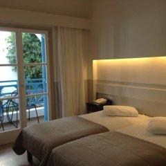 Kamari Beach Hotel 2* Стандартный номер с различными типами кроватей фото 5