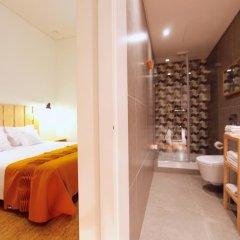 Отель Hall Chiado 4* Стандартный номер с различными типами кроватей фото 6