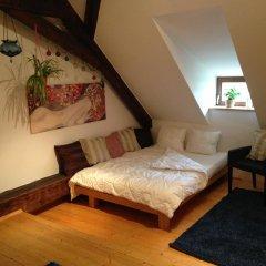 Апартаменты Metropolis Prague Apartments-zlaty Dvur Прага комната для гостей фото 3