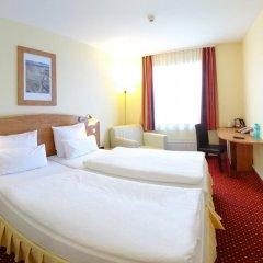 Отель Best Western Amedia Praha 3* Стандартный номер с двуспальной кроватью фото 2