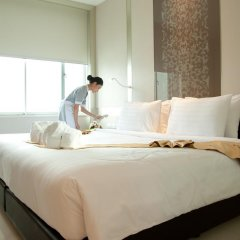 Mandarin Hotel Managed by Centre Point 4* Номер Mandarin connected с различными типами кроватей фото 32