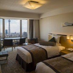 Asakusa View Hotel 4* Улучшенный номер с различными типами кроватей фото 3