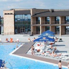 Гостиница Ostrov River Club Украина, Писчанка - отзывы, цены и фото номеров - забронировать гостиницу Ostrov River Club онлайн бассейн
