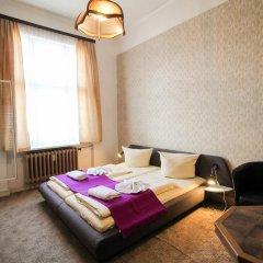 Отель Hotelpension Margrit 2* Стандартный номер с двуспальной кроватью (общая ванная комната)