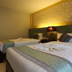 Ansino Bukit Hotel 3* Улучшенный номер двуспальная кровать фото 28