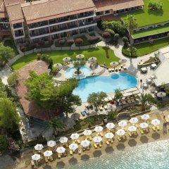 Anthemus Sea Beach Hotel and Spa бассейн фото 3