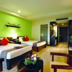 Отель Krabi La Playa Resort 4* Улучшенный номер с различными типами кроватей фото 5