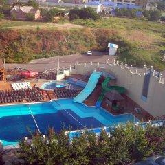 Гостиница Седьмое Небо бассейн