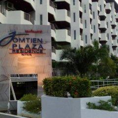 Отель Jomtien Plaza Residence 3* Номер Делюкс с различными типами кроватей фото 17