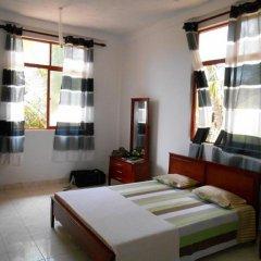 Отель Jasmin Garden Шри-Ланка, Пляж Golden Mile - отзывы, цены и фото номеров - забронировать отель Jasmin Garden онлайн комната для гостей фото 2
