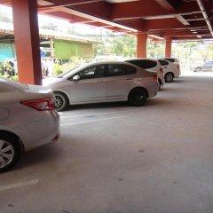 Отель My Place Phuket Airport Mansion парковка