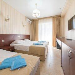 Гостиница Atrium Lux 3* Номер Делюкс с различными типами кроватей фото 9