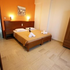 Апартаменты Lofos Apartments комната для гостей фото 2